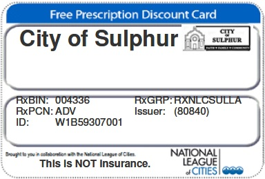 Document Center / Prescription Discount Program / / Sulphur, LA